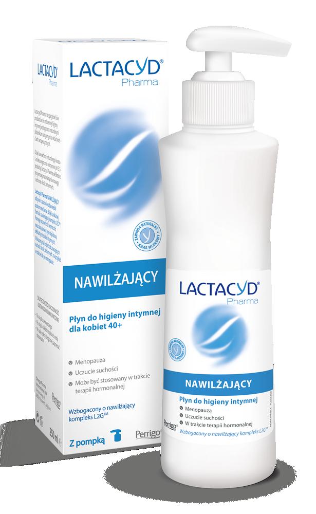 Lactacyd® Pharma płyn do higieny intymnej nawilżający