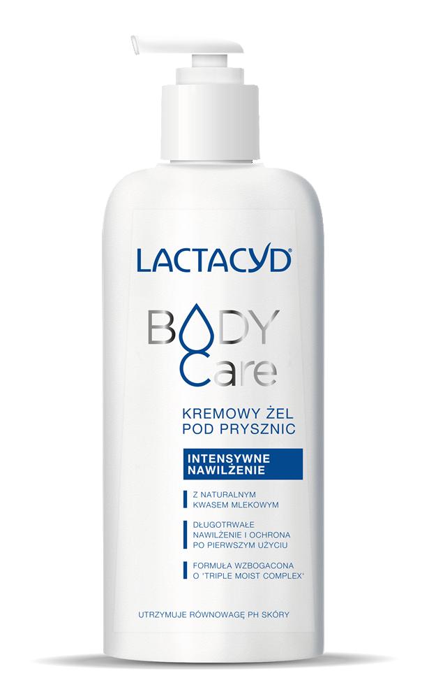 Lactacyd® Body Care Intensywne Nawilżenie kremowy żel pod prysznic
